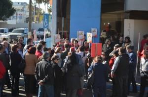 Trabajadores del INDIVI reclaman pago retroactivo
