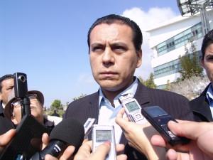 Daniel de la Rosa Anaya, Secretario de Seguridad Pública del Estado