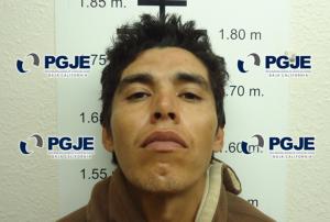 Benigno Ramón González, uno de los detenidos