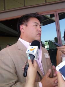 Doctor Urólogo Eugene Rhee, Jefe del Departamento de Urología en Kaiser Permanente en el Sur de California