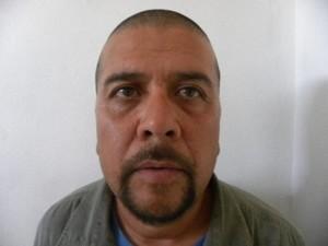 José Ángel Ruíz Chávez, de 40 años, uno de los detenidos