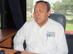 El dirigente nacional del PRD comentó que los números de las encuestas han manifestado que van en ascenso