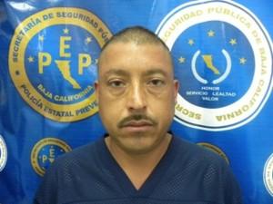 Álvaro García Acosta, uno de los detenidos