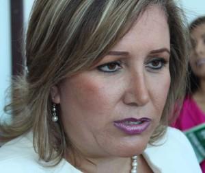 Ana Gloria Pedrín Cisneros,  delegada del SEE