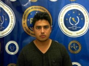 Víctor Manuel Lara Rodríguez, uno de los detenidos
