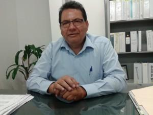 Antonio García Herrera, Delegado del Registro Público de la Propiedad y del Comercio