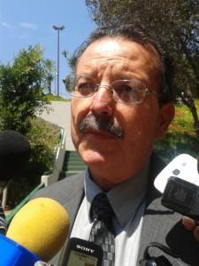 José Antonio Pérez Pérez, Director Jurídico de la PGJE