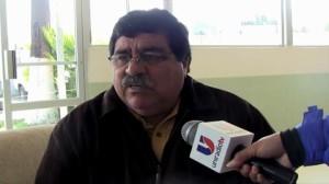 Alfredo Escobedo Ortiz, titular de la Dirección Estatal de Protección Civil (DEPC)