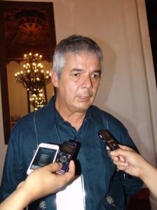 Hugo D´Acosta López, Presidente  de la Asociación de Vitivinicultores de Baja California
