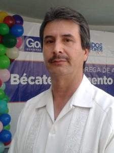 Humberto Murillo González., El  presidente de la Junta Local de Conciliación y Arbitraje de Ensenada