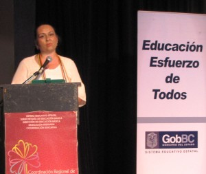 GABRIELA REYES GTZ, COORDINADORA MPAL DE EDUC. ESPECIAL