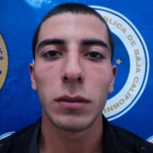 Melvi Avitia Parra, uno de los detenidos