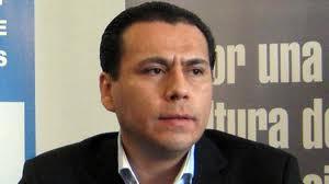Secretario de Seguridad Pública del Estado Daniel de la Rosa Anaya