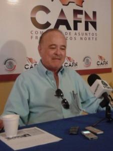 Senador Ernesto Ruffo Appel