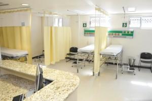 Al día se dan más de 2 mil consultas y 276 en promedio, ocurren en las áreas de urgencias.