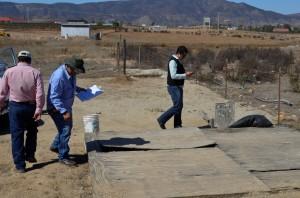 Actualmente el acuífero del Valle de Guadalupe se encuentra en condiciones de sobreexplotación