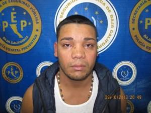 José Gustavo Calero, uno de los detenidos