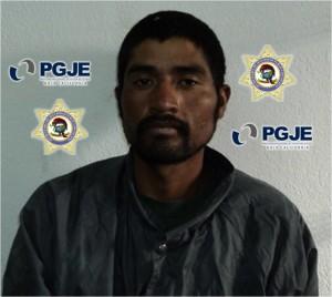 Martín Alonso Espinoza Cañedo de 26 años de edad