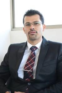 Cesar García Urías, regidor del XXI Ayuntamiento de Ensenada y presidente de la fracción de regidores del Partido Revolucionario Institucional