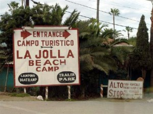 lajollabeachsign