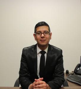 Carlos Meza  González, Procurador Auxiliar de la Secretaría del Trabajo y Previsión Social (STPS) del Estado.