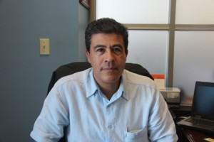 Aníbal Santana Chairez, Oficial Mayor Ensenada