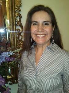 Mayra Plascencia Peñuñuri, presidenta del Colegio de Contadores