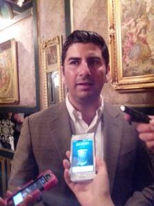 Alejandro Aguiire Ibarra, Delegado Infonavit Ensenada