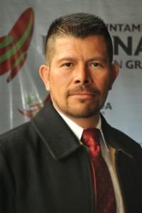Director Protección Civil Municipal, Arturo Granados González