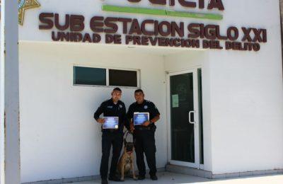280616 DSPM. Binomio canino certificación