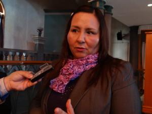 Gabriela Reyes Gutiérrez,  coordinadora regional de Educación Especial