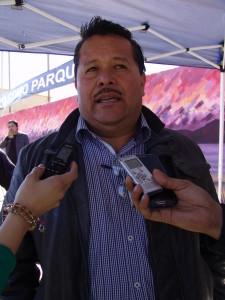 Diputado Francisco Sánchez Corona