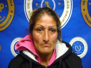 Entre los detenidos, una mujer que vendía droga