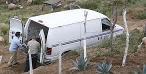 El pasado 12 de febrero se informó sobre los restos  de una persona. FOTO CORTESIA