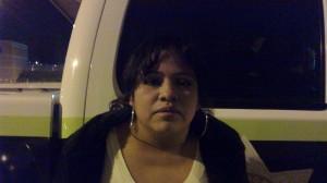 María Elena Dionisio Morales de 32 años
