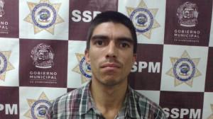 Chang Huerta, de 26 años
