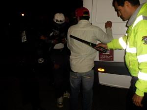 218 personas detenidas en el primer día de carnaval