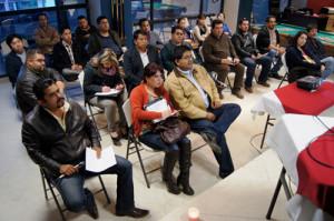 Generalidades de las visitas Domiciliarias y Revisión de Gabinete por parte del SAT, fue el tema de  capacitación.