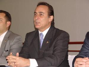 Presidente nacional de Coparmex, Juan Pablo Castañón Castañón.
