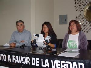 Integrantes del Movimietno Yosoy132