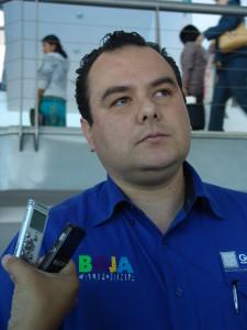 José Angel León Zumaran, Delegado de Secture
