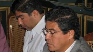 El regidor Santana Chaires estuvo como invitado al Foro de Comunicadores