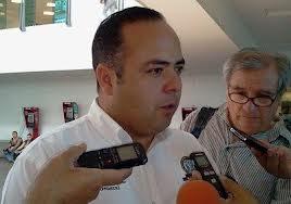 Ricardo Medina Fierro, Secretario del Sindicato de Burócratas