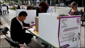 Se instalaran 126 mesas de consulta en los principales lugares públicos del estado