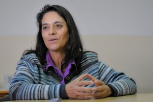 Doctora Martha Iliana Espejel Carbajal, docente de la Facultad de Ciencias