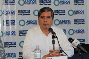 Francisco García Burgos, Secretario General de Gobierno