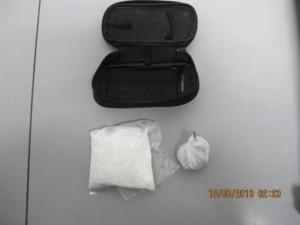 La droga decomisada tiene un valor aproximado de 50 mil 800 pesos