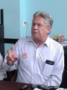 Mario Zepeda Jacobo, presidente de Canacintra