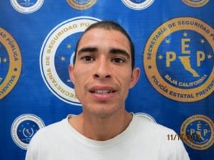 Alfredo García Arellano fue detenido el pasado 12 de noviembre al ser encontrado en posesión  de 12 envoltorios con 30 dosis de ¨ice¨