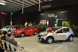 Los tres autos rifados del Sorteo Gana Becan